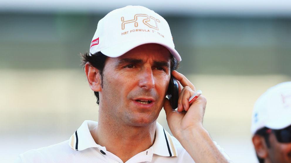 Pedro Martínez de la Rosa ha valorado muy positivamente la aventura de Fernando Alonso en el WEC, considerando que ésta le convertirá en un piloto más completo. (Getty)