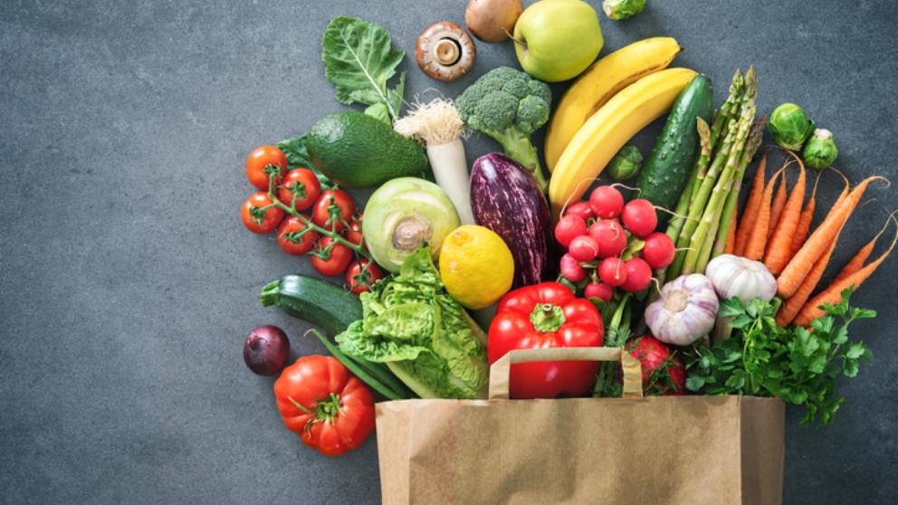 Cómo elegir bien las frutas y verduras paso a paso