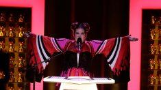 La ganadora de 'Eurovisión 2018'