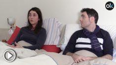 Candela y Sergio, afectados por el SFC.