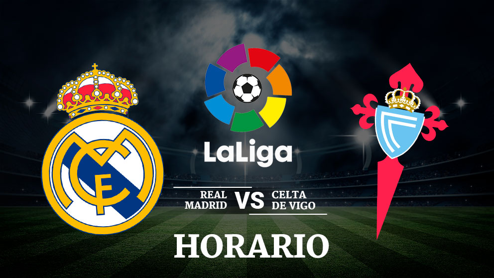 Real Madrid – Celta   Liga Santander