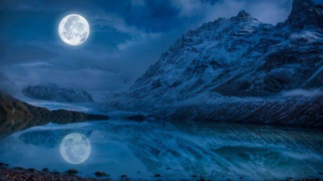 Influencia de la Luna en la Tierra y en los seres vivos