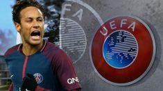 Neymar mantuvo una reunión secreta con los ultras del PSG.