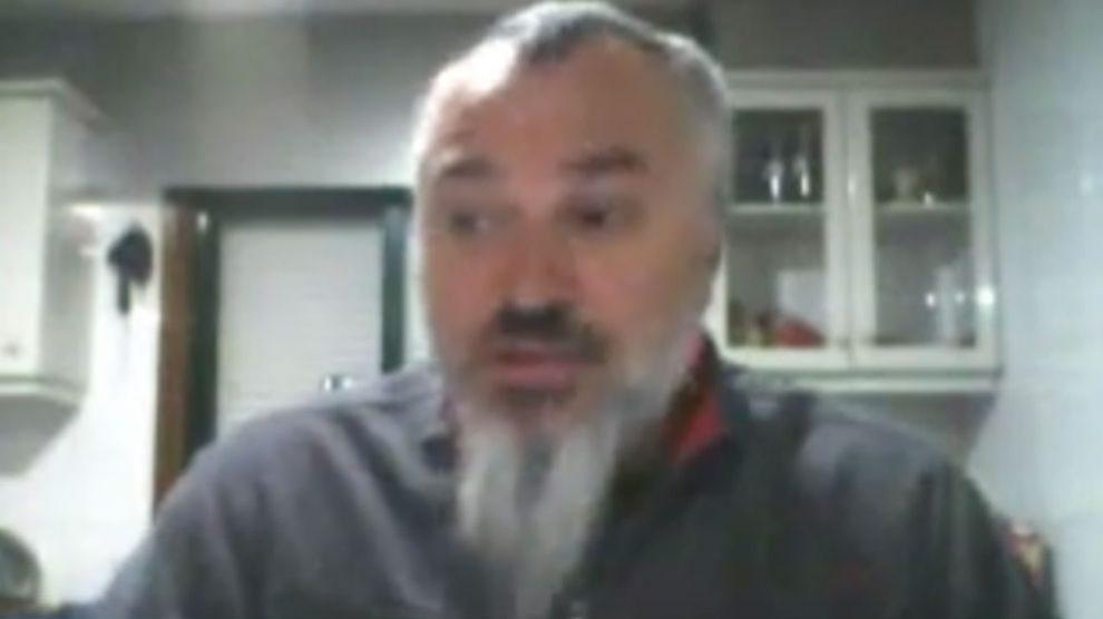EL profesor de la Universidad de Compostela,  Luciano Méndez, que dijo que la víctima de 'La Manada' disfrutó con la violación.