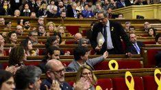 Quim Torra. (Foto: AFP)