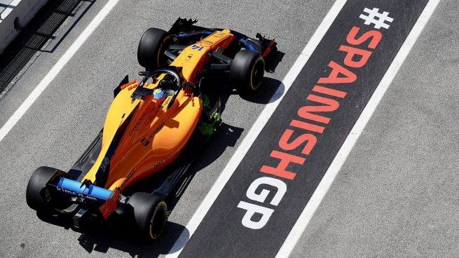 El tremendo error de la Fórmula 1 al llamar #SpainishGP al GP de España