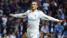 Bale celebra su gol al Celta. (EFE)