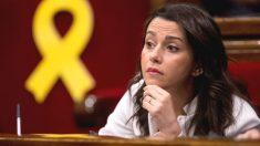 La líder de Ciudadanos Inés Arrimadas (Foto: Efe)