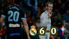 Gareth Bale se salió ante el Celta y reclama un puesto en el once de Kiev.