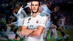 Gareth Bale ha espabilado y de lo lindo con 15 goles en Liga esta temporada.