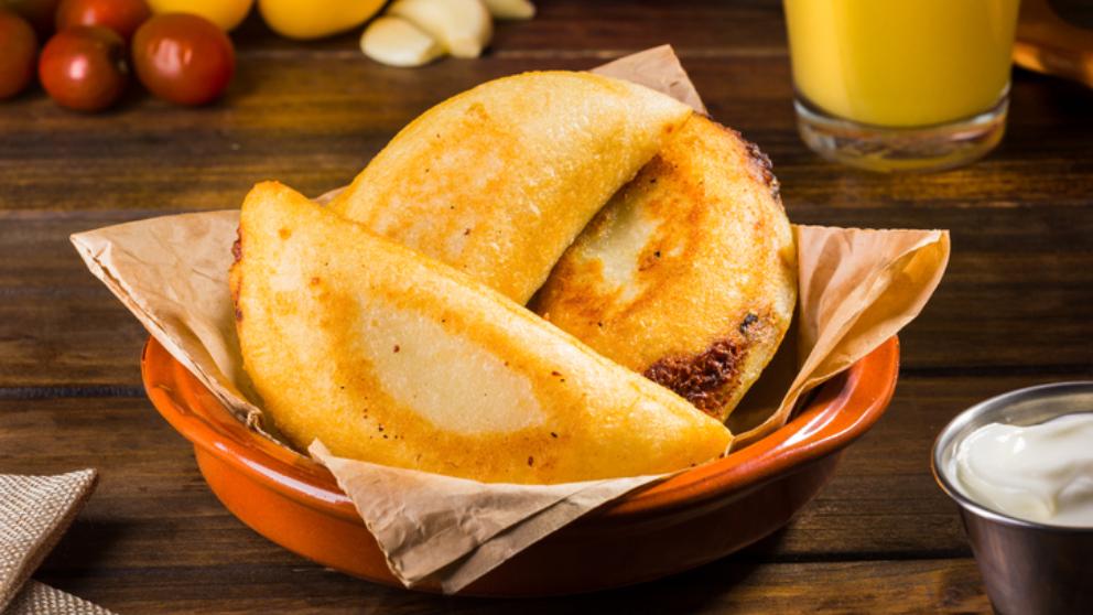 Receta de empanadas colombianas paso a paso