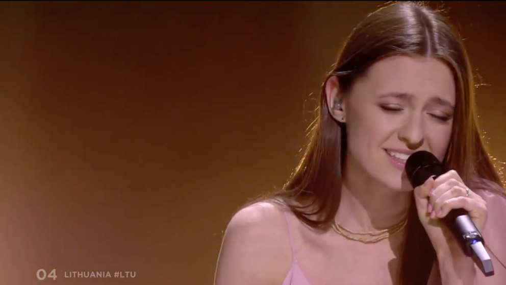 Lituania ha emocionado en 'Eurovisión 2018'
