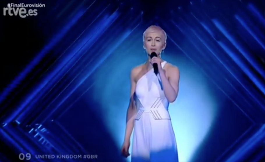 GRan Bretaña repetirá su actuación al final de las 26 de 'Eurovisión 2018'. (Foto: RTVE