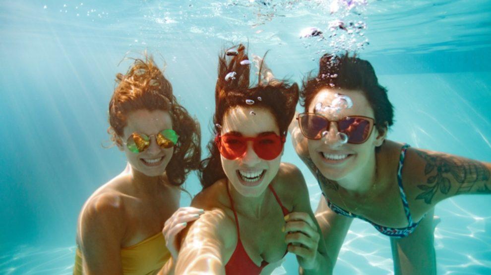 Pasos para hacer fotos bajo el agua