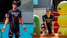Los modelos recogepelotas del Mutua Madrid Open.