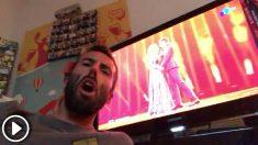 Alvaro Ojeda comenta Eurovision.