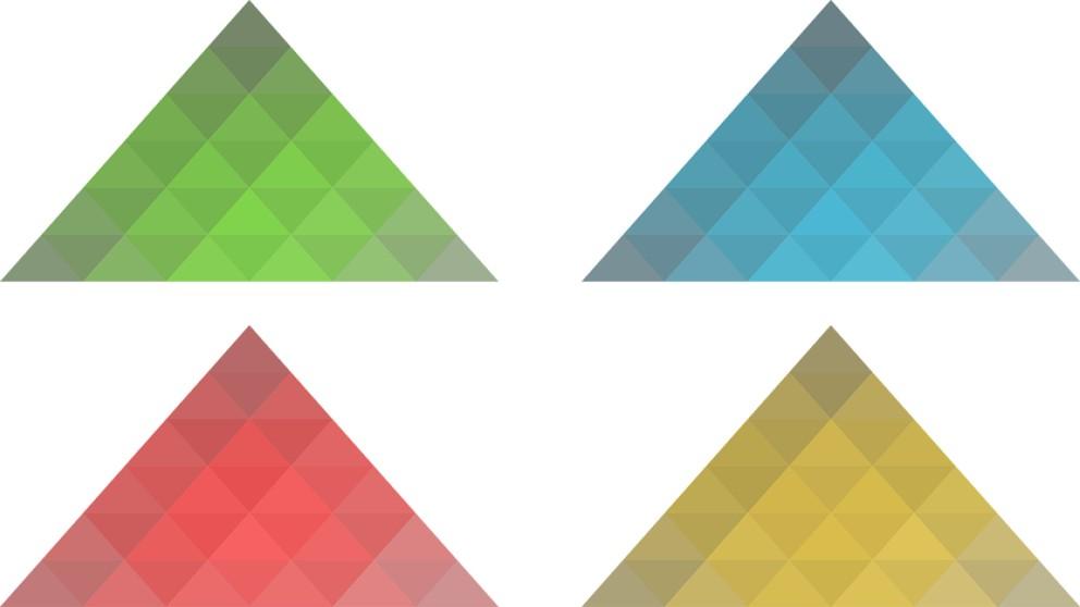 Los colores primarios  forman parte de nuestro día a día-