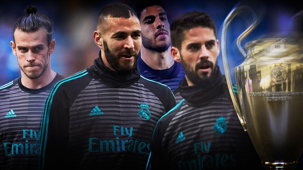 Todos quieren ser titulares en Kiev. | Final Champions League: Real Madrid – Liverpool