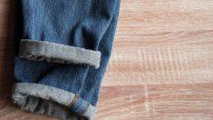 Pasos para doblar los bajos de los pantalones de diferentes formas