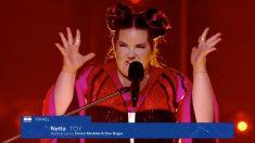 """Netty ganadora de 'Eurovisión 2018' con """"Toy"""""""