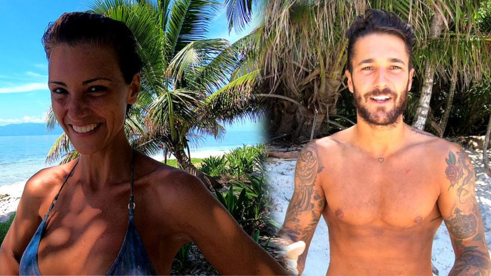 Hugo y María José desvelan en 'Supervivientes' sus sueños más profundos. (Foto: Telecinco)