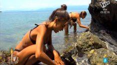 Sofía y María Jesús se han acercado gracias a la pesca en 'Supervivientes'