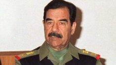 El el 15 de mayo  de 2006, un juez acusa formalmente a Saddam Hussein de crímenes contra la humanidad