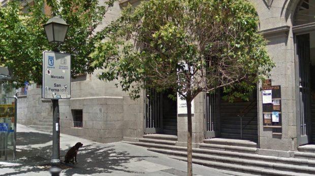 Los comerciantes del mercado de San Fernando piden la dimisión del vocal de Ahora Madrid
