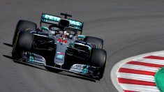 Lewis Hamilton ha vuelto a mostrar su mejor nivel en el GP de España de Fórmula 1 después de un comienzo de temporada algo titubeante. (Getty)