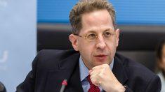 Hans-Georg Maassen, director del Servicio de Inteligencia de Alemania.