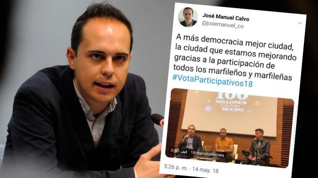 La jefa de prensa de un edil de Carmena llama 'marfileños' y 'marfileñas' a los 'madrileños'
