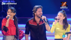 Manuel Carrasco en 'La Voz Kids'