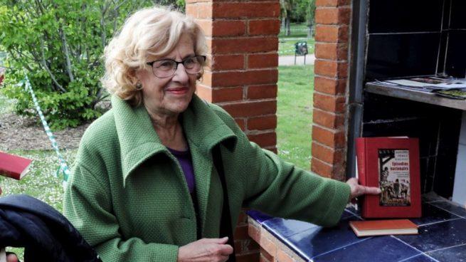 Carmena reconoce por escrito que no podrá inaugurar ninguna de las 8 bibliotecas que prometió