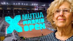Carmena no tiene mucho aprecio por el deporte y el Masters de tenis de Madrid.