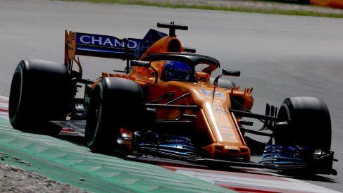 El McLaren MCL33 de Fernando Alonso ha mejorado con las evoluciones presentadas en el GP de España de Fórmula 1, pero ¿tanto como se esperaba?