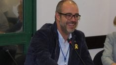 Miquel Buch, conseller de Interior de la Generalitat de Cataluña.