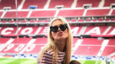 """La pareja de Simeone, Carla Pereyra: """"El PSG pagaba el doble a Diego que el Atlético"""""""