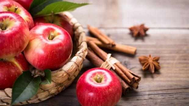 Receta de Hojaldre de Camembert y manzana