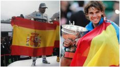 Fernando Alonso y Rafa Nadal, dos símbolos del deporte español.