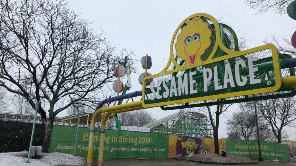Sesame Place, primer parque temático para niños con autismo