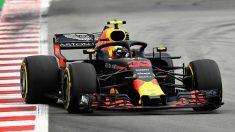 Max Verstappen completó una sólida actuación en Montmeló que le sirvió para volver a subirse al podio en el circuito que le vio ganar por primera vez. (getty)