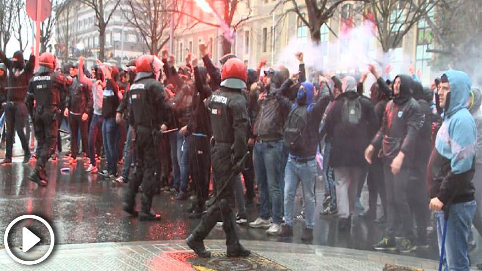 Los ultras del Marsella amenazan la final de la Europa League.