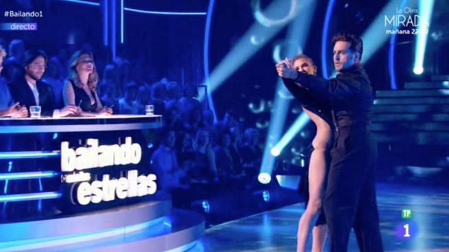 bailando con las estrella david bustamante