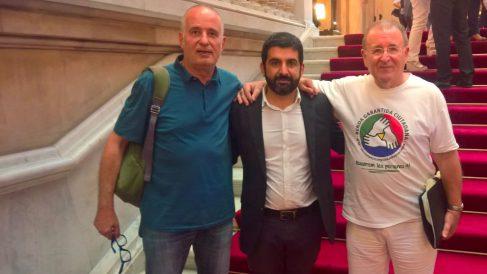 Chakir El Homrani, diputado de Junts per Catalunya. | Última hora Cataluña