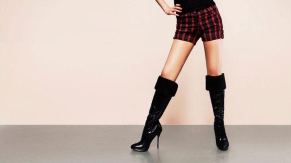 Cómo llevar botas altas con estilo paso a paso