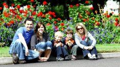 Familias en la declaración de la Renta