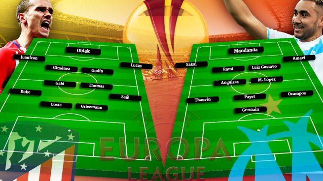 Final de la Europa League: Lyon busca rey