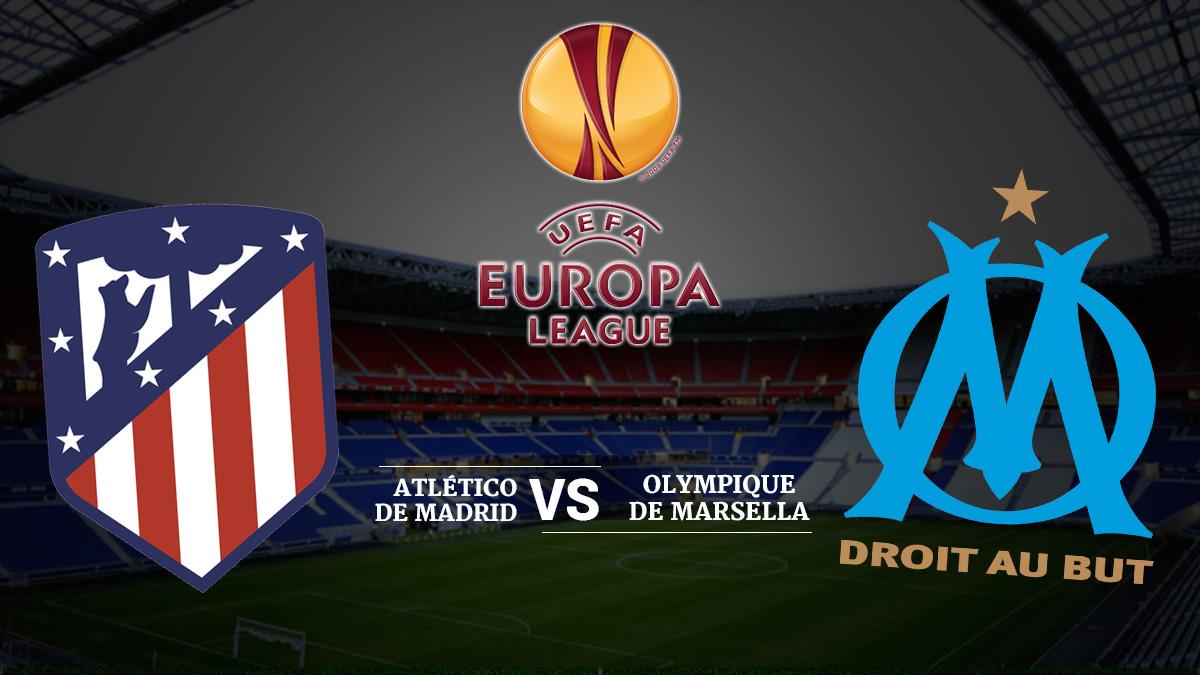 Atlético Madrid – Olympique de Marsella | Final de la Europa League | Fútbol hoy