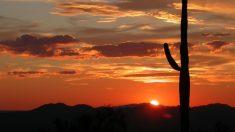 Arizona. el estado donde se encuentran las olas de piedra