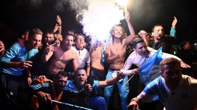 Lyon tiembla ante la amenaza de los ultras del Marsella